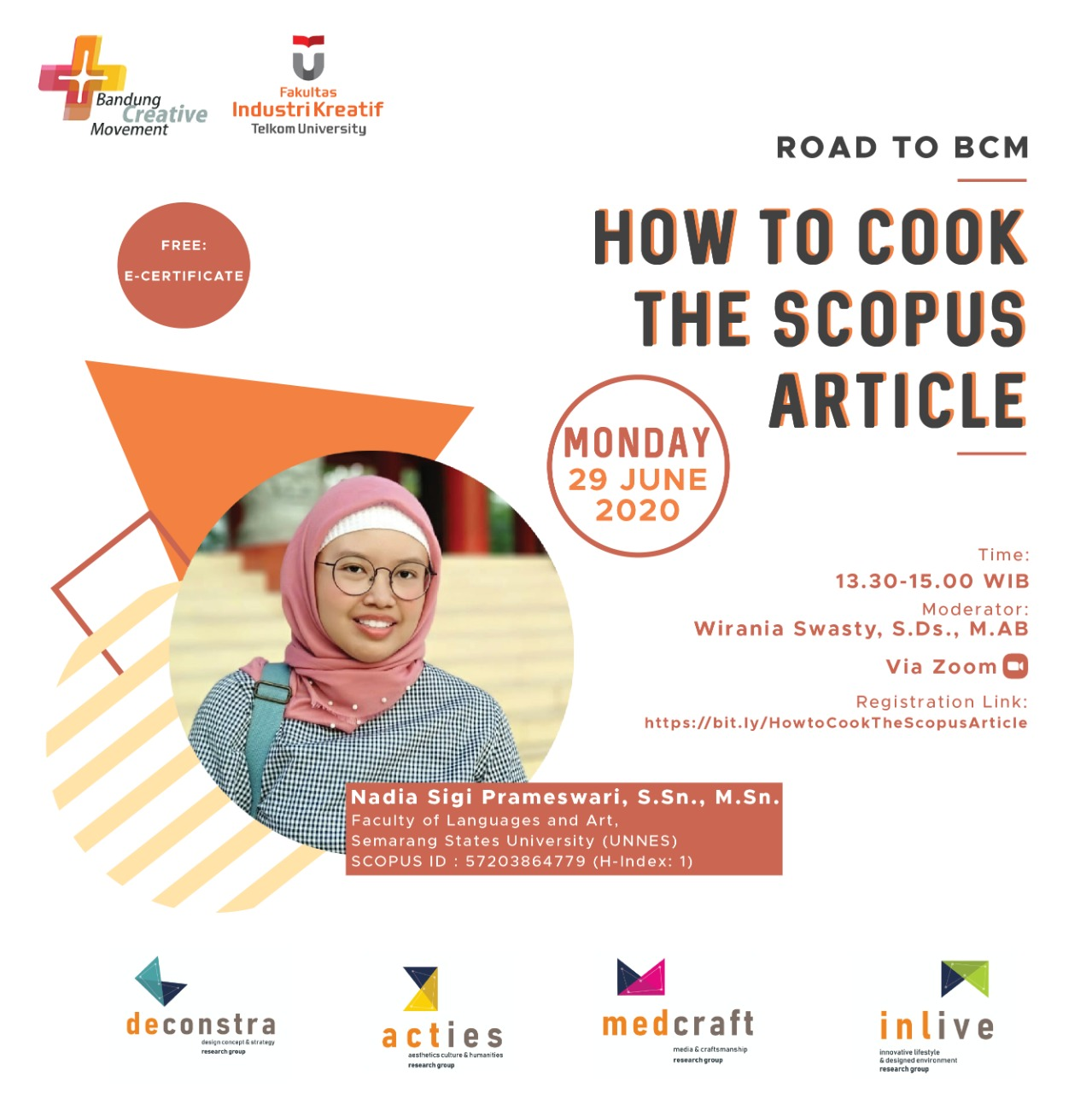 How to cook scopus article