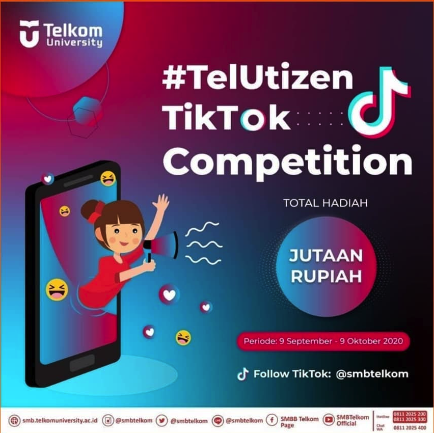 TelU TikTok Competition
